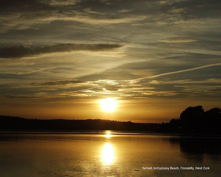 Sunset, Inchydoney Beach, Clonakilty, West Cork, Ireland by alanlowney