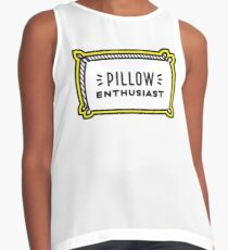 Lazy Sunday: Pillow Enthusiast Contrast Tank