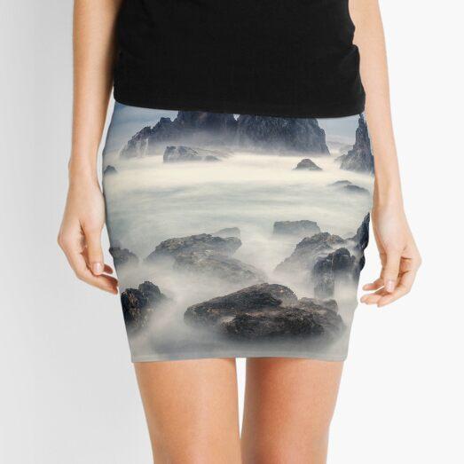 Camel Rock Mini Skirt