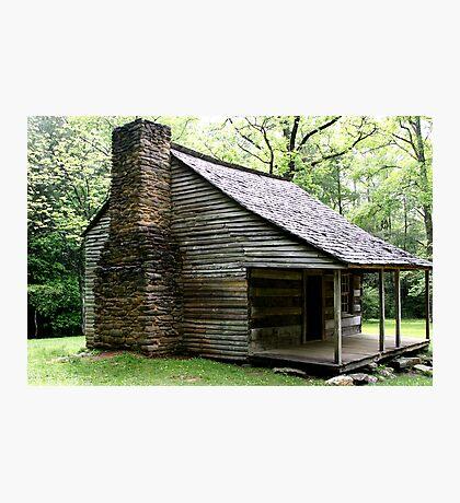 Carter Shields Cabin VI Photographic Print
