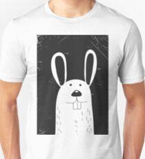 Cute Rabbit Unisex T-Shirt
