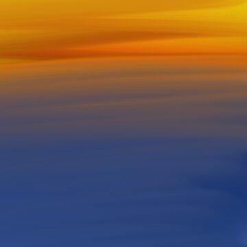 Sunset by MoMoJaJa