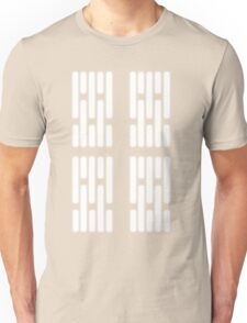 Death Star Interior Lighting Unisex T-Shirt