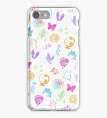 Coldplay symbols iPhone Case/Skin