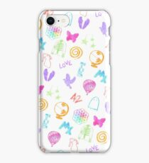 Coldplay symbols iPhone Case/Skin