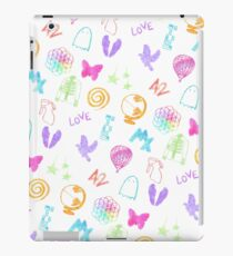Coldplay symbols iPad Case/Skin