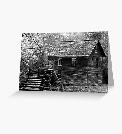 Mingus Mill VII Greeting Card