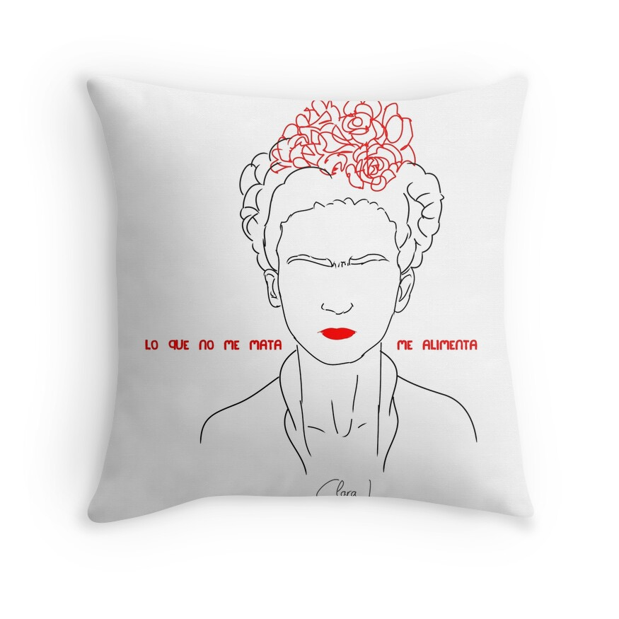frida kahlo home decor redbubble frida kahlo home decor redbubble