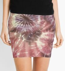 Tie Dye 7 Mini Skirt