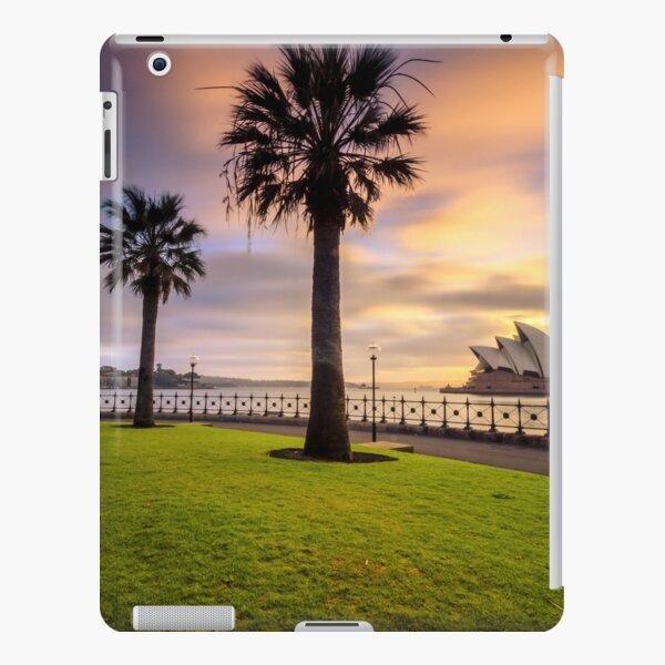 Opera House and Palm Trees iPad Snap Case