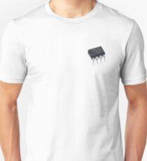 Integrated Circuit Slim Fit T-Shirt