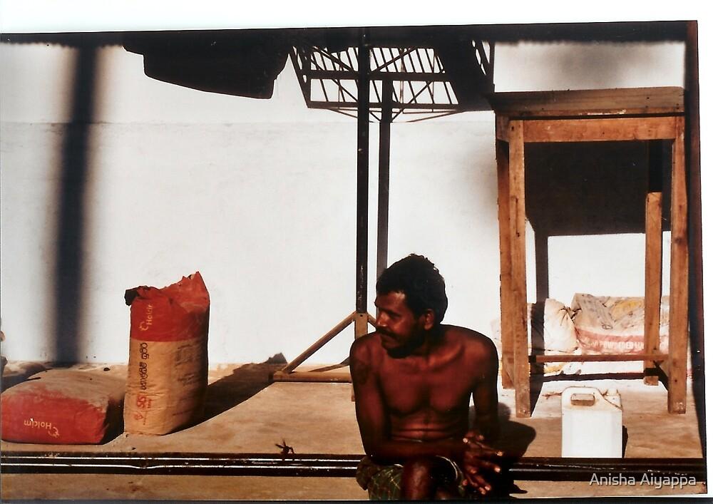 upali by Anisha Aiyappa