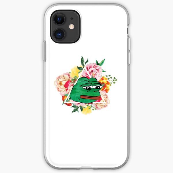 Pepe The Frog iPhone Soft Case