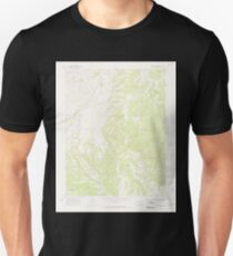 USGS TOPO Map Colorado CO Bear Creek 400335 1969 24000 T-Shirt