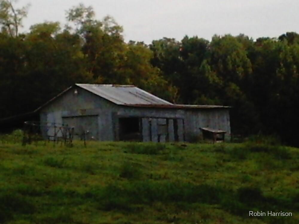 old barn by Robin Harrison