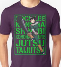 Rock Lee  T-Shirt