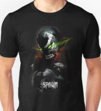 SPAWN rage lithium green Unisex T-Shirt