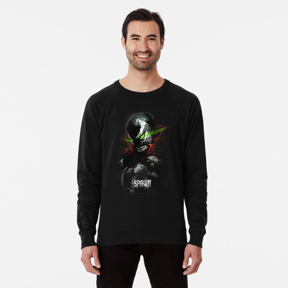 SPAWN Wut Lithium grün Leichter Pullover