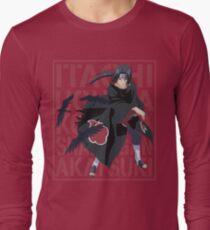 Itachi Uchiha Long Sleeve T-Shirt