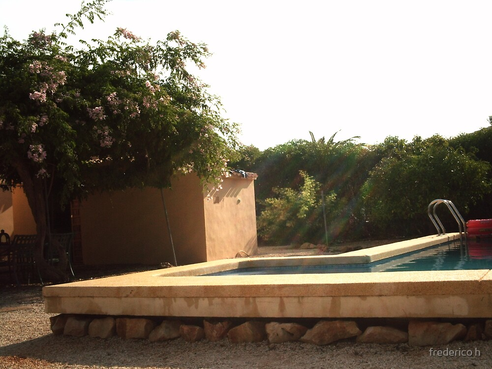 Villa  by frederico h