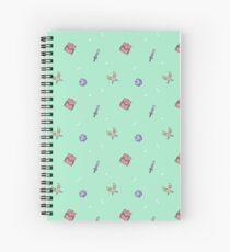 Cuaderno de espiral Mini Dungeon Crawler - Verde