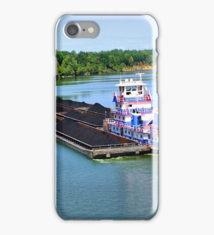 Going Around The Bend iPhone Case/Skin