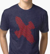 firefly theme Tri-blend T-Shirt