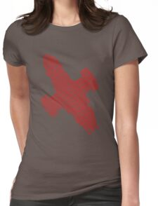 firefly theme Womens Fitted T-Shirt