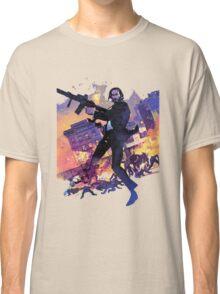John Wick he is back Classic T-Shirt