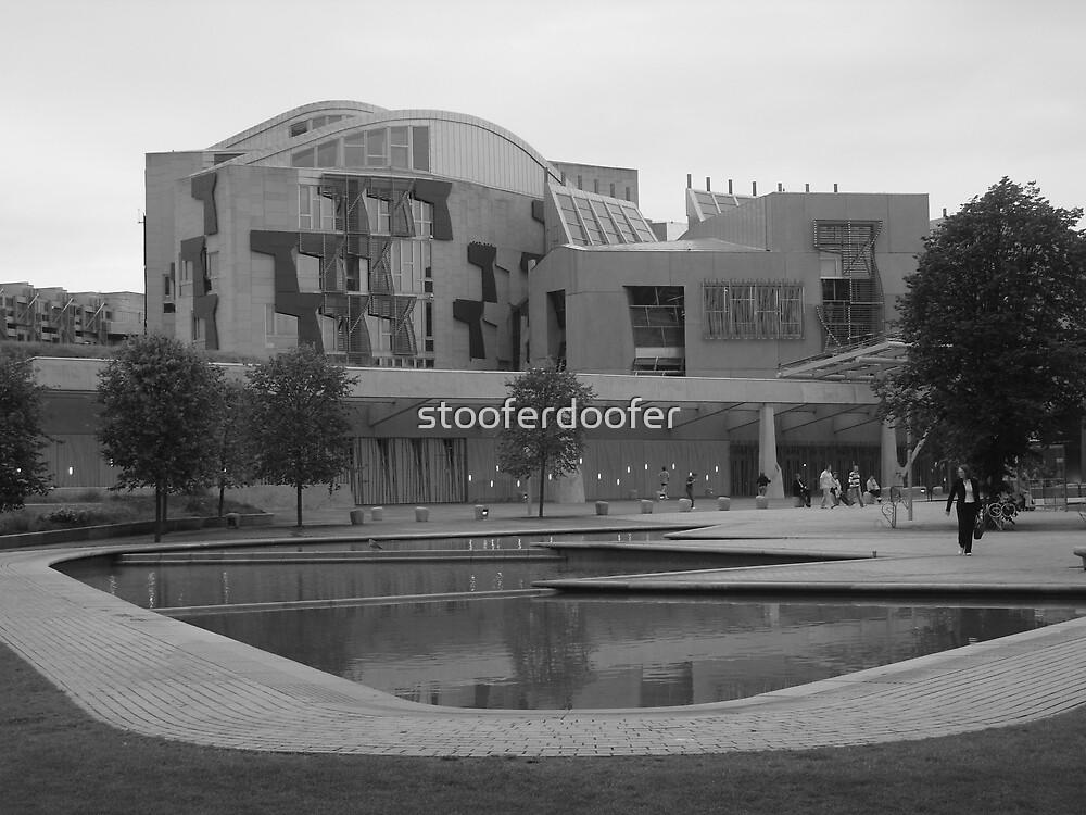 Scottish Parliament by stooferdoofer