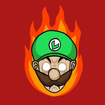 Luigi Is Mad by Underbridge
