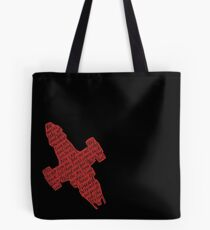 firefly theme Tote Bag