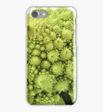 Ornamental greenery iPhone Case/Skin