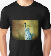 Statue of Liberty - Texture T-Shirt