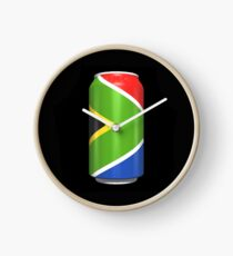 South Africa drinks Clock