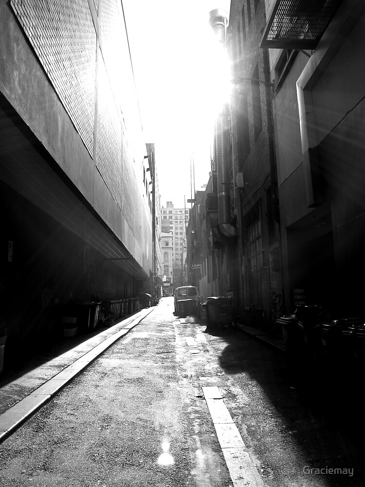 Alley by Graciemay
