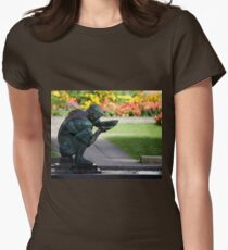 Quench Womens Fitted T-Shirt