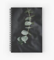Night garden vine Spiral Notebook