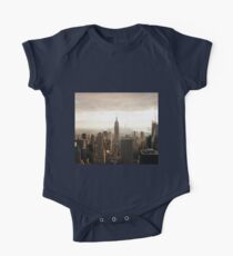 Sepia New York City One Piece - Short Sleeve