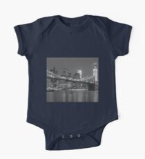 New York by night One Piece - Short Sleeve