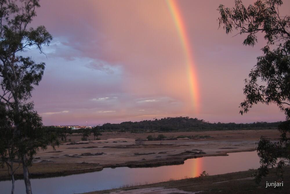 Industrial Rainbow by junjari