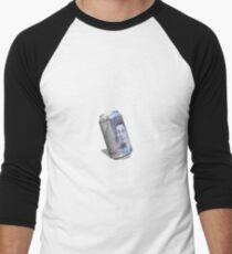 Twenty pound tin can Men's Baseball ¾ T-Shirt