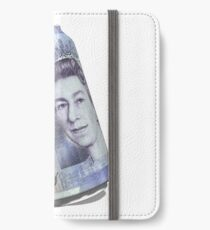 Twenty pound tin can iPhone Wallet/Case/Skin