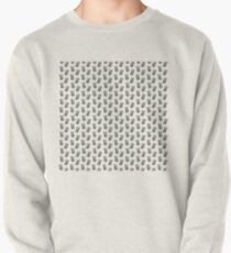 Pattern one dollar tin cans Pullover