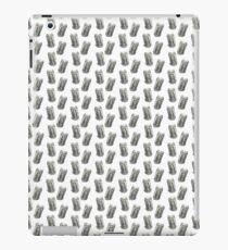 Pattern one dollar tin cans iPad Case/Skin