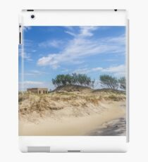 abandoned fisherman village iPad Case/Skin