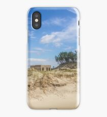 abandoned fisherman village iPhone Case/Skin