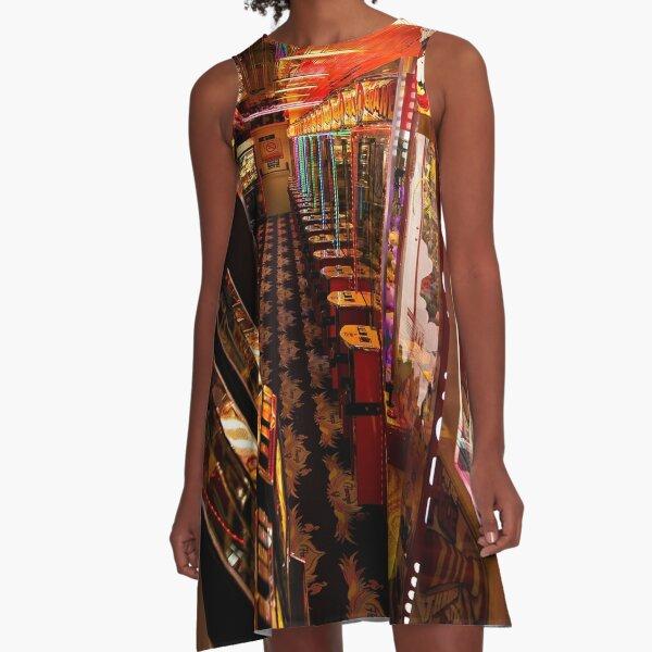 Arcadia A-Line Dress