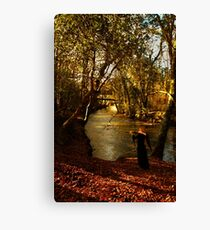Invitation To The Thirsty Canvas Print