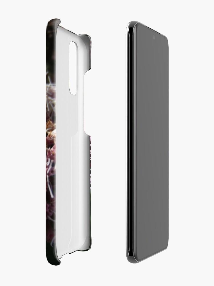 Alternate view of Hemp agrimony Case & Skin for Samsung Galaxy